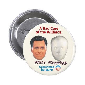 Mitt's Romnesia 6 Cm Round Badge