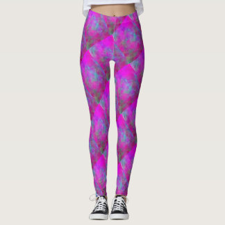 Mix bright and  colourful Leggings