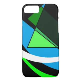 Mix Green iPhone 7 Case