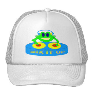 Mix It Up Hats