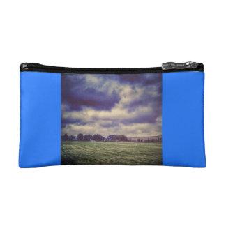 Mix Match sky clutch Cosmetics Bags