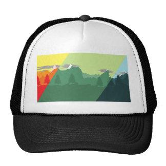 Mix Mountains Cap