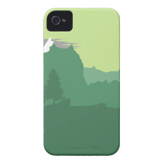 Mix Mountains iPhone 4 Covers