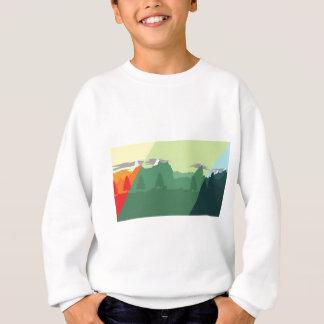 Mix Mountains Sweatshirt