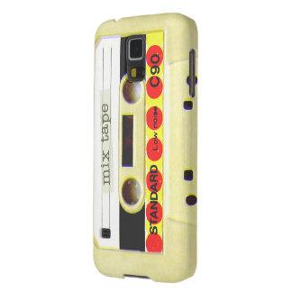 Mix Tape Galaxy S5 Case
