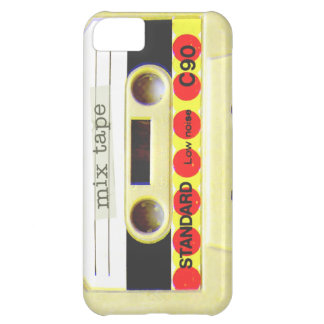 Mix Tape iPhone 5C Cover