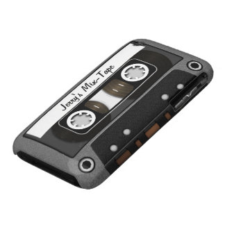Mix Tape Personalized iPhone 3 Case-Mate Cases