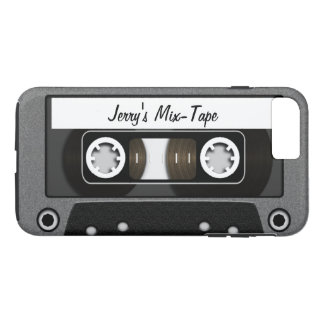 Mix Tape Personalized iPhone 7 Plus Case