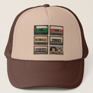 Mix Tapes Trucker Hat