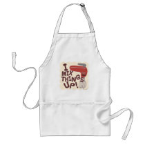 Mix Things Up! Standard Apron