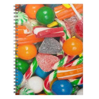 Mixed Candies - Notebook