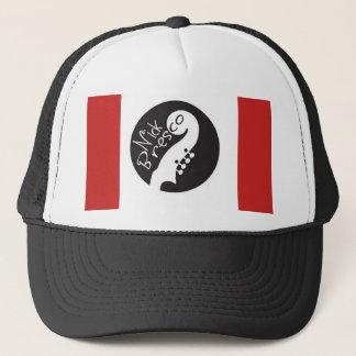 Mixed cap Nick Bresco logo