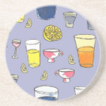 Mixed Drinks Drink Coaster