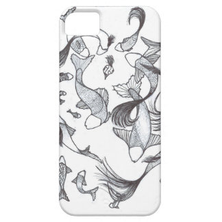 Mixed Fish Family iPhone 5 Covers