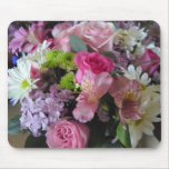 Mixed Flower Mouse Pad