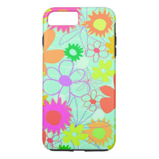 Mixed Flowers iPhone 8 Plus/7 Plus Case