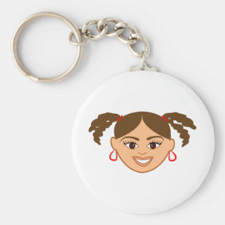 Mixed Girl Keychains
