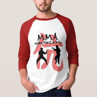 Mixed Marital Arts Tshirt
