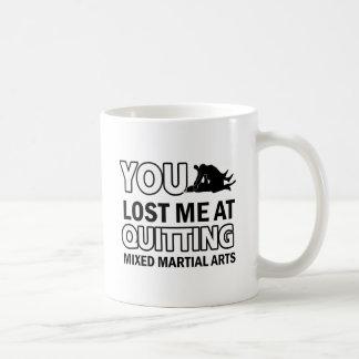 Mixed Martial Arts designs Coffee Mugs
