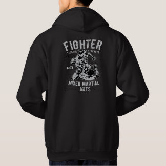 Mixed Martial Arts Fighter MMA 2018 Hoodie