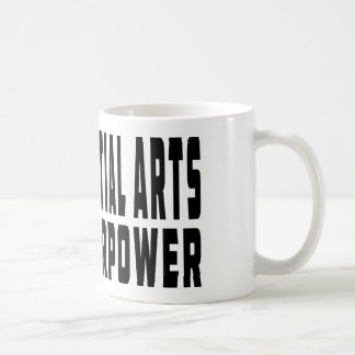 Mixed martial arts is my superpower mug