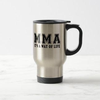 Mixed martial arts It's way of life Coffee Mug