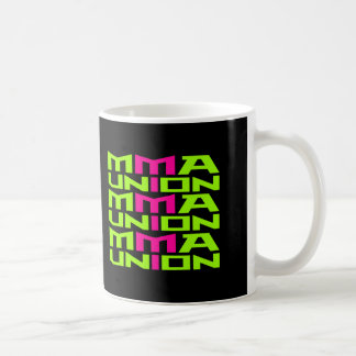 Mixed Martial Arts [MMA] Fighters Union v07, Multi Basic White Mug