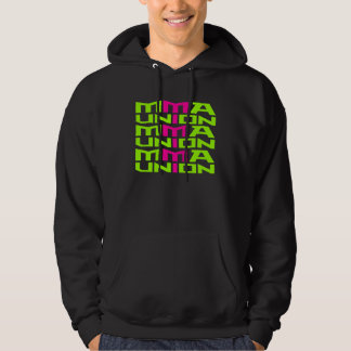 Mixed Martial Arts [MMA] Fighters Union v07, Multi Hoodies