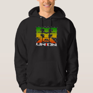 Mixed Martial Arts [MMA] Fighters Union v14, Rasta Pullover