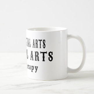 Mixed Martial Arts My Therapy Coffee Mug