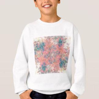 Mixed Media Bird Sweatshirt