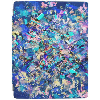 Mixed Media iPhone Smart Cover iPad Cover