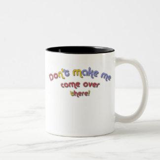 Mixed Messages Playful Mug