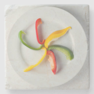 Mixed Pepper Drinks' Coaster