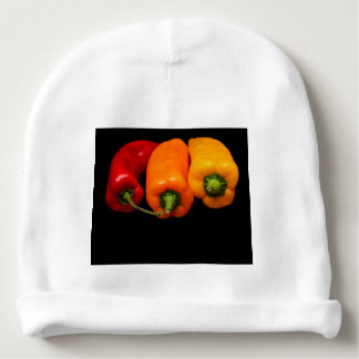 Mixed Peppers Baby Beanie