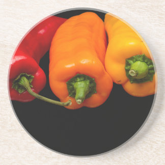 Mixed Peppers Coaster