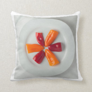 Mixed Peppers II Cushion