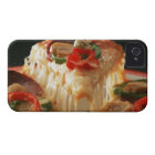 Mixed Pizza iPhone 4 Case
