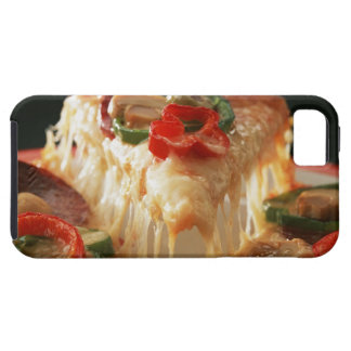 Mixed Pizza iPhone 5 Cover