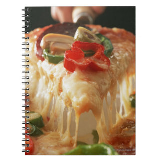 Mixed Pizza Notebook