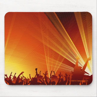 Mixed Tape 1 Mouse Pad