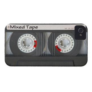 Mixed Tape Cassette Blackberry Case