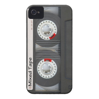 Mixed Tape Cassette Case-Mate iPhone 4 Cases