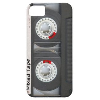Mixed Tape Cassette iPhone 5 Cover