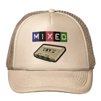 Mixed Tape-Hat
