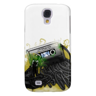 mixtape galaxy s4 case