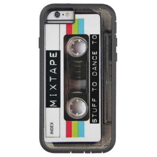Mixtape iPhone 6/6s Tough Extreme Case! Tough Xtreme iPhone 6 Case