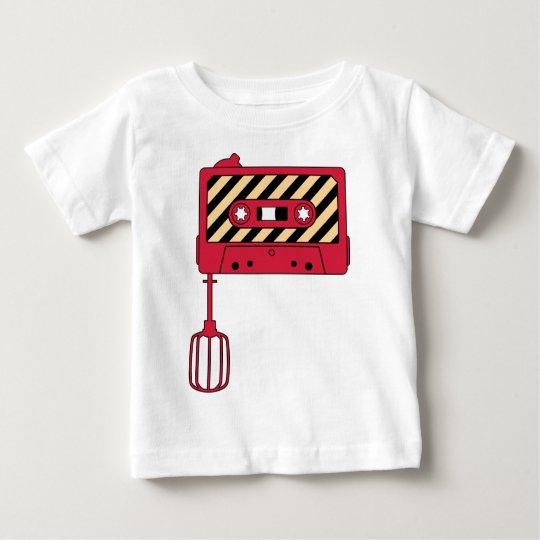 Mixtape Vs. Mixer Baby T-Shirt