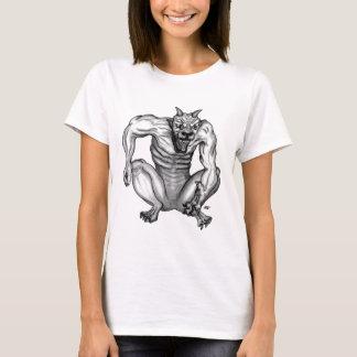 Mixture nature - Troll devil and GOLEM T-Shirt