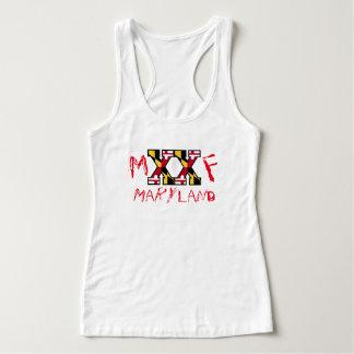 MixxedFit® inspired MF Represent Maryland Tank Top